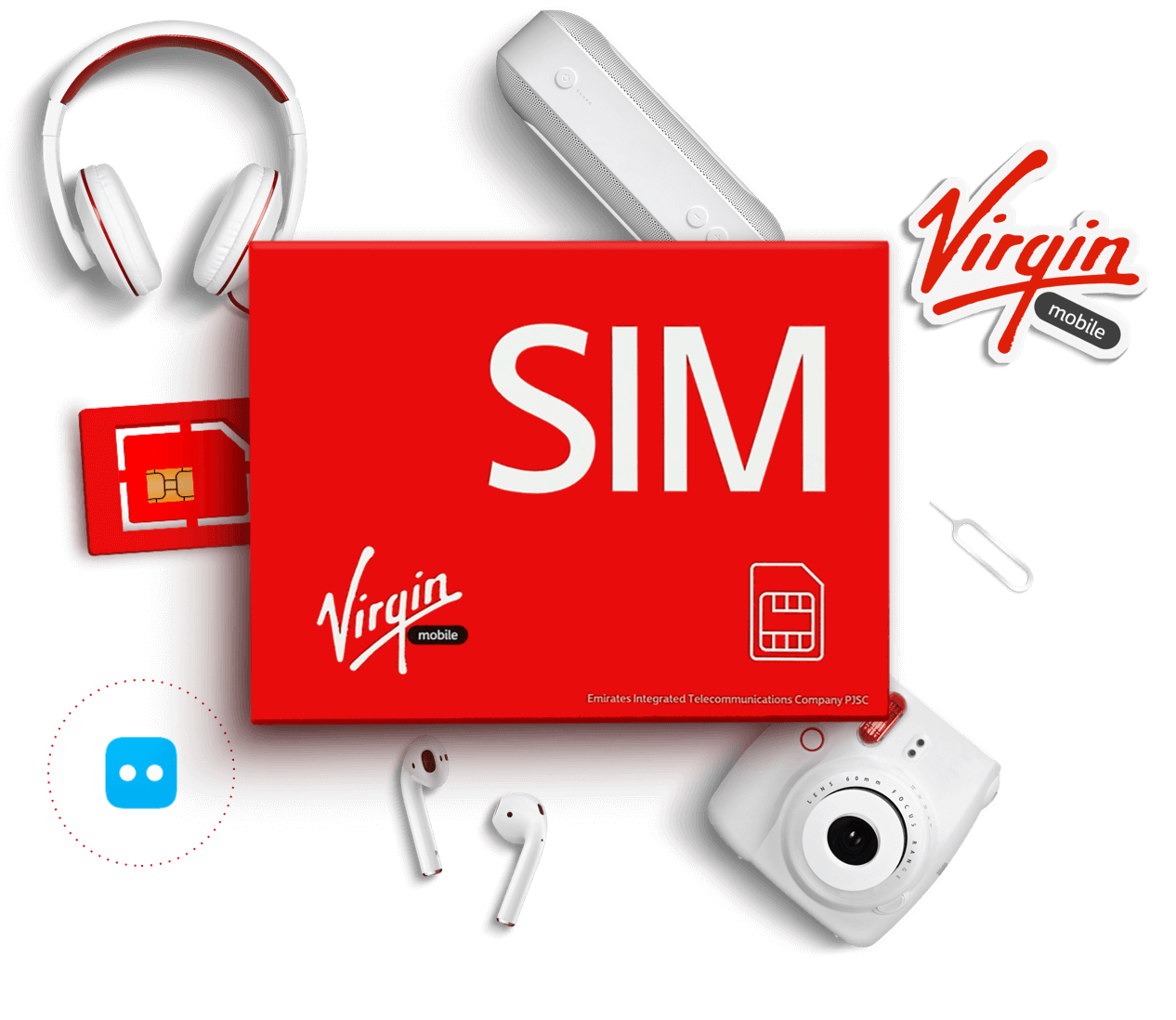 Virgin Mobile UAE Benefits